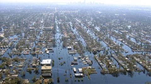 Aşırı İklim Olayları Rekor Kırdı