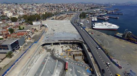 İşte Avrasya Tüneli Projesinde Son Durum