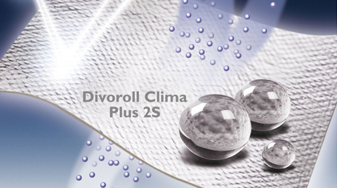 Braas'tan Divoroll Clima Plus 2S