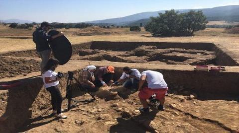3 Bin 300 Yıllık Gizli Geçidin Görüntüleri Ortaya Çıktı