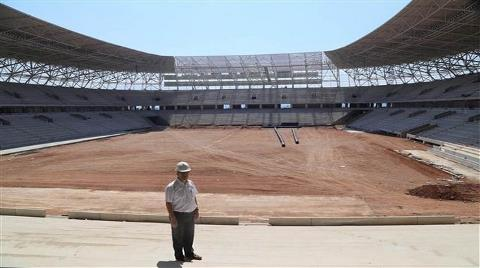 Pişmaniye Görünümlü Kocaeli Arena Geliyor!
