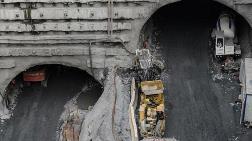 Avrasya Tüneli İnşaatında Akıma Kapılan İşçi Öldü