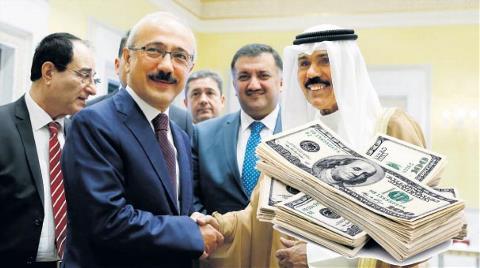 Kuveyt'e 'Yatırım' Çıkarması