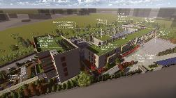 İlk Yeşil Kamu Binası Yapımında Sona Yaklaşıldı