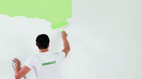 Permolit Boya'nın Permosil Silikonlu Dış Cephe Boyası