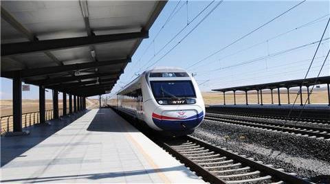 Hızlı Tren Projesi için Acele Kamulaştırma Kararı