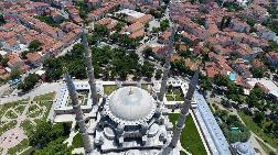Selimiye Camii Çevresi Trafiğe Kapatılacak