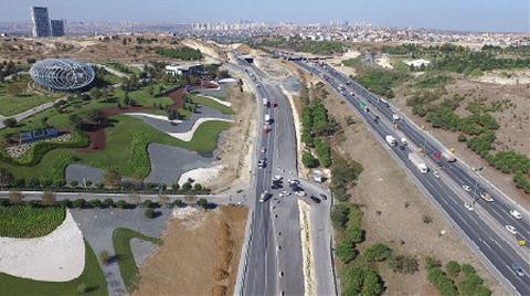 Mahmutbey'e Alternatif Yan Yol Yatırımı