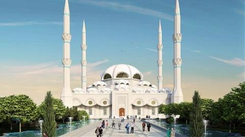 Antalya Ulu Cami Projesi İhaleye Çıkıyor