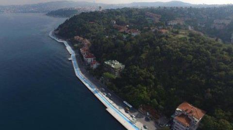 İstanbul'un Yeni Yürüyüş Yolu Hazır