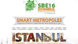Geleceğin Yapıları ve Şehirleri İstanbul'da Konuşulacak