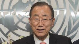 Ban Ki-mun'dan Dünya Enerji Kongresi'ne Mesaj