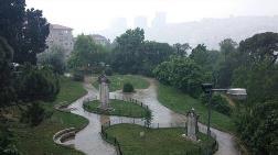 Ihlamur Parkı'ndaki Tonozlu Su Deposu Artık Koruma Altında