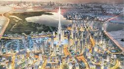 Dubai En Yüksek Gökdelen Rekoruna Doymuyor!