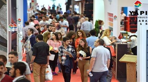 Türk Yapı Sektörü Ekim'de Ankara'da Buluşuyor!