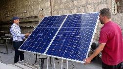 İdlibli Mühendis Güneş Panellerinin Verimliliğini Artırdı