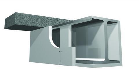 Rigips'ten Yüksek Yangın Dayanımlı Çelik Kolon Giydirme Sistemleri