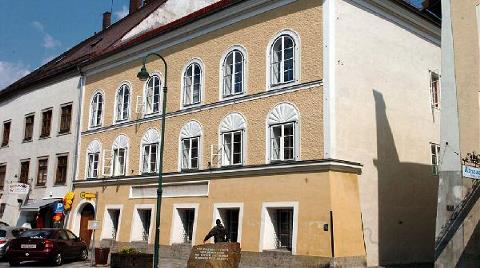 Hitler'in Doğduğu Ev Yıkılıyor