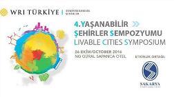 4. Yaşanabilir Şehirler Sempozyumu