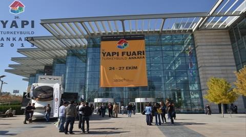29. Yapı Fuarı - Turkeybuild Ankara Açıldı!