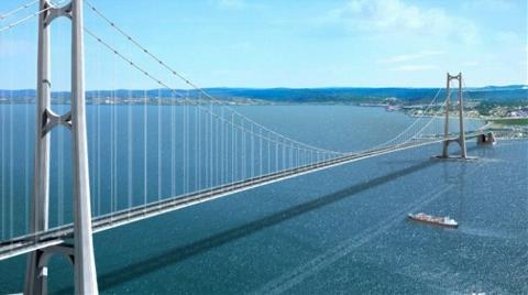 Çanakkale Köprüsü için İhaleye Çıkıldı