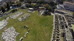 İzmir'in Son Antik Kenti Tarihe Tanıklık Ediyor