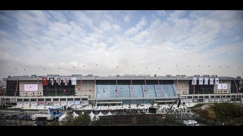 Ankara YHT Gar'da Seferler Başlıyor