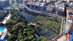 İzmir Basmane Çukuru'nda İnşaat Başladı