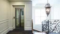 Kleemann'dan Homelifts Serisi Asansörler