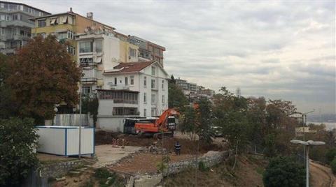 Roma Parkı'nda İzinsiz Kazı Tekrar Başladı