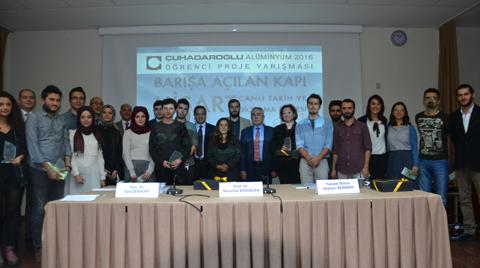 Çuhadaroğlu Öğrenci Proje Yarışması Sonuçlandı