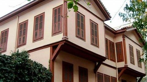 Atatürk Evi'nde Restorasyon Skandalı!