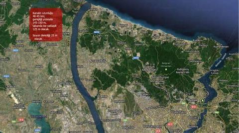 Kanal İstanbul'da İkinci Haliç Planı