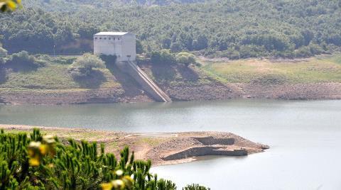 Barajdaki Su Seviyesi Düştü, Tasarruf Çağrısı Yapıldı