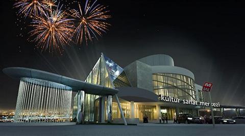 Ankara'ya 1000 Kişilik Yeni Konser Salonu