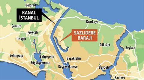 TOKİ Kanal İstanbul'un Finansörü Oldu