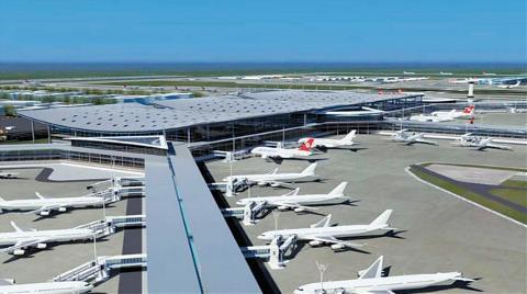 10 Kente Yeni Havalimanı Yapılacak