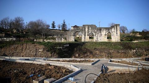 'Prusias ad Hypium Antik Kenti'nde Arkeopark Kuruluyor