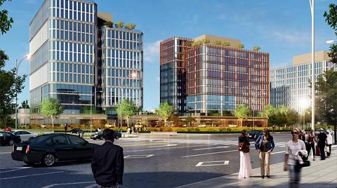 Kağıthane'nin Merkezinde Yeni Bir Yatırım