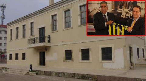 Fenerbahçe Üniversitesi'ne Tahsis Edildi