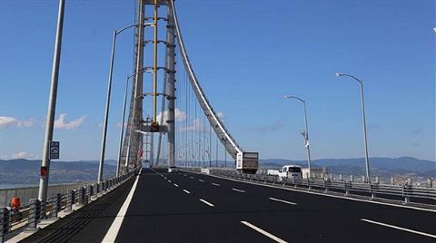 'Osmangazi Köprüsü Kara Deliğe Dönüşüyor'