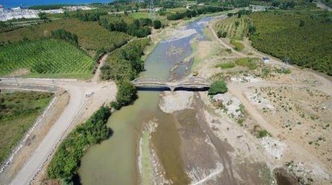 Terme'de Kemerli Köprü Tescillendi