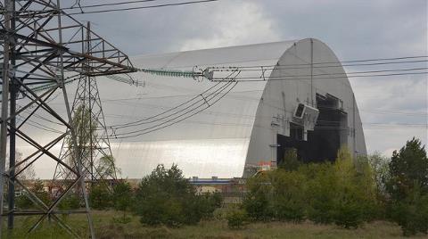 Çernobil'in İzleri Hala Silinmeye Çalışılıyor