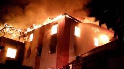 Yangın Faciasında Ön Rapor Açıklandı