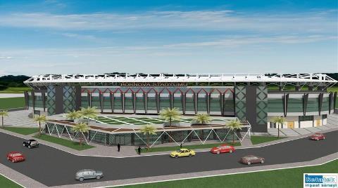 Bornova Stadı'na Kuzey Tribünü Müjdesi