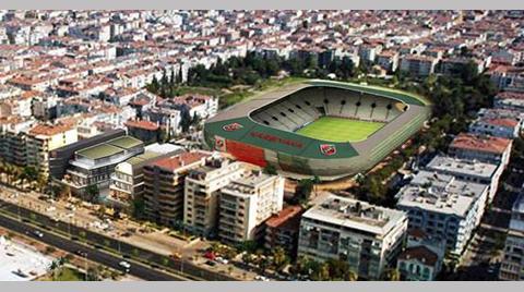 Karşıyaka Stadı Danıştay Kararını Bekliyor!