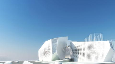 İzmir Opera Binası'nın İnşaatına 2017'nin İlk Aylarında Başlanacak