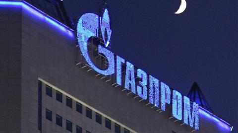 Gazprom Rekor Kırdı