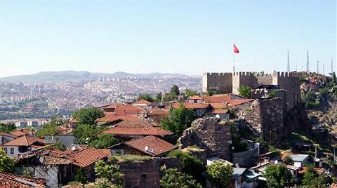 Ankara Kalesi Meclis Gündeminde