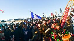 Amerikan Yerlileri Doğa Mücadelesini Kazandı